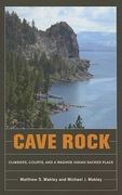 Cave Rock 1st Edition 9780874178272 0874178274