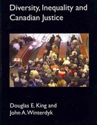 Diversity, Inequality and Canadian Justice 0 9781897160329 1897160321