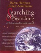 Searching and Researching on the Internet and the World Wide Web 5th Edition 9781590282427 1590282426