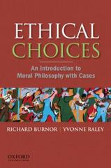 Ethical Choices 1st Edition 9780195332957 0195332954