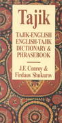 Tajik-English, English-Tajik 0 9780781806626 0781806623