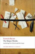 Francis Bacon 1st Edition 9780199540792 0199540799