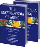 Encyclopedia of Aging 4th edition 9780826148438 0826148433