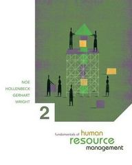 Fundamentals of Human Resource Management 2nd edition 9780072934250 0072934255