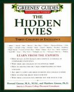The Hidden Ivies 1st edition 9780060953621 0060953624