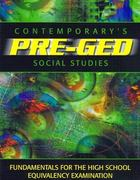 Pre-GED Satellite Book: Social Studies 1st edition 9780072527629 0072527625
