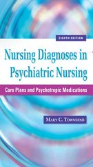 Nursing Diagnoses in Psychiatric Nursing 8th Edition 9780803625068 0803625065