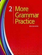 More Grammar Practice 2 2nd Edition 9781111220426 1111220425