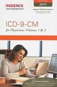 ICD-9-CM Standard for Physicians - Volumes 1 And 2 1st edition 9781601513878 1601513879