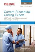 Current Procedural Coding Expert 2011 1st edition 9781601514097 1601514093