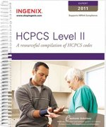 HCPCS Level II Expert 2011 1st edition 9781601514134 1601514131