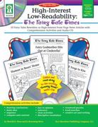 High Interest/Low Readability: the Fairy Tale Times 0 9781933052304 1933052309