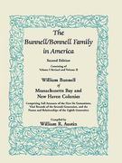 The Bunnell / Bonnell Family in America, Second Edition 2nd edition 9780788444937 078844493X