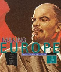 Making Europe 1st edition 9780618004812 0618004815