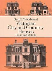 Victorian City and Country Houses 0 9780486290805 0486290808