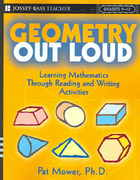 Geometry Out Loud 1st edition 9780787976019 0787976016