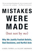 Mistakes Were Made (but Not by Me) 1st edition 9780156033909 0156033909
