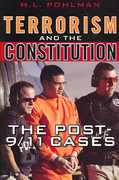 Terrorism and the Constitution 0 9780742560413 0742560414