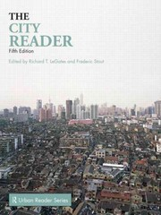 The City Reader 5th Edition 9780415556651 0415556651