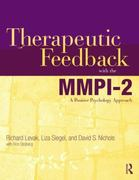Therapeutic Feedback with the MMPI-2 1st Edition 9780415884914 0415884918