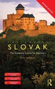 Colloquial Slovak 2nd edition 9780415496285 0415496284
