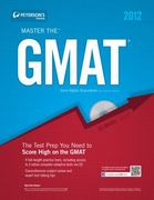 Master the GMAT 2012 - (w/ CD) 18th edition 9780768931433 0768931436