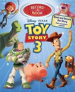 Toy Story 3 Record-A-Book 0 9780794421861 0794421865