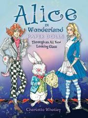 Alice in Wonderland Paper Dolls 0 9780486479583 0486479587