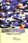 Against Expression 0 9780810127111 0810127113