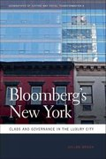 Bloomberg's New York 1st Edition 9780820336817 0820336815