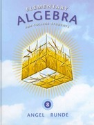 Elementary Algebra for College Students plus MyMathLab/MyStatLab Student Access Code Card 8th edition 9780321714534 0321714539