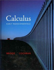 Calculus 1st edition 9780321716057 0321716051