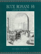 Ecce Romani 2nd Edition 9780801312106 0801312108