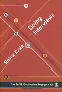 Doing Interviews 1st Edition 9780761949770 0761949771
