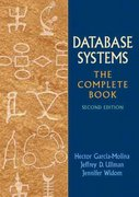 Database Systems: The Complete Book 2nd Edition 9780131873254 0131873253