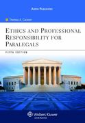 Ethics and Professional Responsibility for Paralegals 5th edition 9780735568044 0735568049
