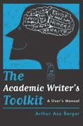 The Academic Writer's Toolkit 0 9781598741391 159874139X