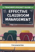 The Teacher's Pocket Guide for Effective Classroom Management 1st Edition 9781557669186 155766918X