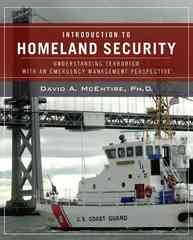 Wiley Pathways Introduction to Homeland Security 1st edition 9780470127520 047012752X