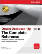 Oracle Database 11g The Complete Reference 1st edition 9780071598750 0071598758