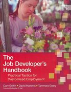 The Job Developer's Handbook 1st Edition 9781557668639 1557668639