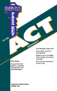 Pass Key to the ACT 5th edition 9780764123023 0764123025