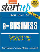 Start Your Own E-Business 2nd edition 9781599181929 1599181924