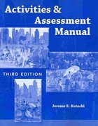 Physical Activity And Health: Activities And Assessment Manual 3rd edition 9780763793876 0763793876