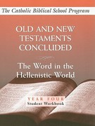 Old and New Testaments Concluded 0 9780809195909 0809195909