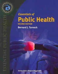 Essentials Of Public Health 2nd Edition 9781449600228 1449600220