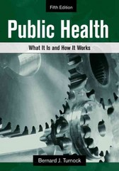Public Health 5th Edition 9781449600242 1449600247