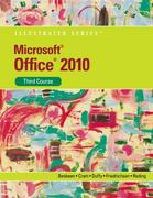 Microsoft Office 2010 1st edition 9780538748155 053874815X