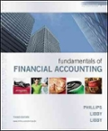 Fundamentals of Financial Accounting with Annual Report  plus Connect Plus