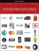 Practical Business Math Procedures Brief with Business Math Handbook, Student DVD Volume 2, WSJ insert 10th Edition 9780077443535 0077443535